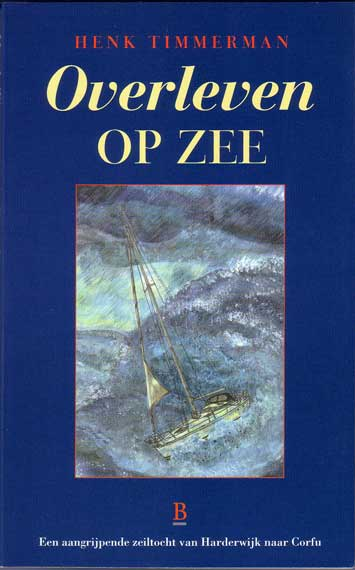 Boek 'Overleven op Zee' Feeling 39DI