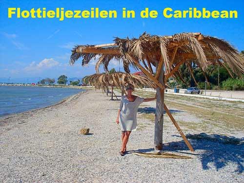Een zeilboot huren voor flottielje zeilen in de Caribbean