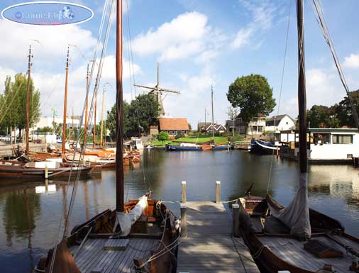 Harderwijk Vissershaven Special Feeling zeilvakanties