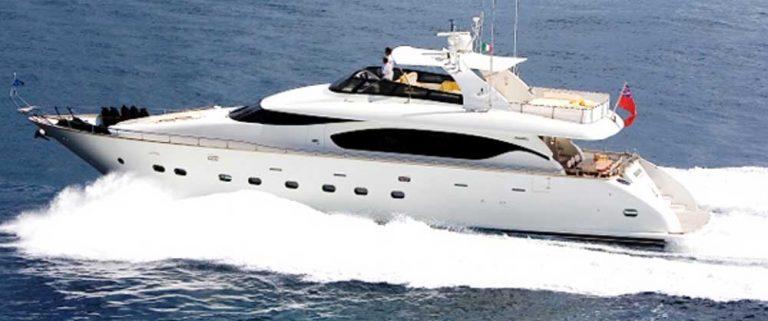 Motorboten en motorjachten te huur