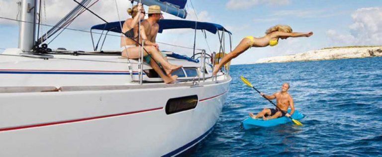 Een zeilboot huren bij Special Feeling sailing charters