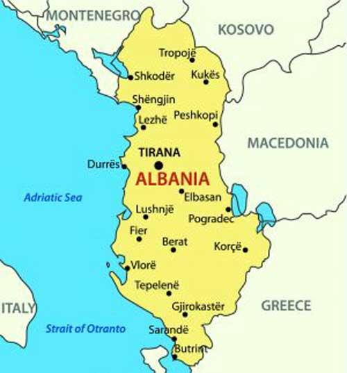 zeiljacht huren in Albanie
