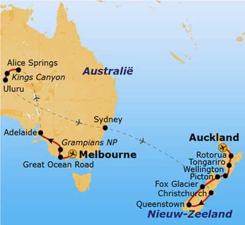 Zeiljacht huren in Australie en Nieuw Zeeland