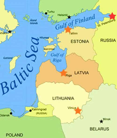 Zeiljacht huren in Litouwen en Estland