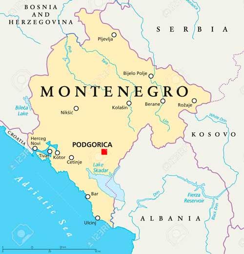 Zeiljachten te huur in Montenegro voor zeilvakanties