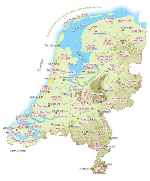 Zeiljacht huren in Nederland