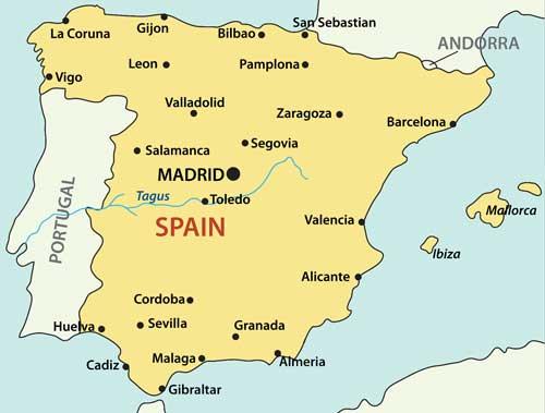 Zeiljacht huren in Spanje
