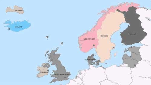 Zeiljachten te huur in Noord-Europa