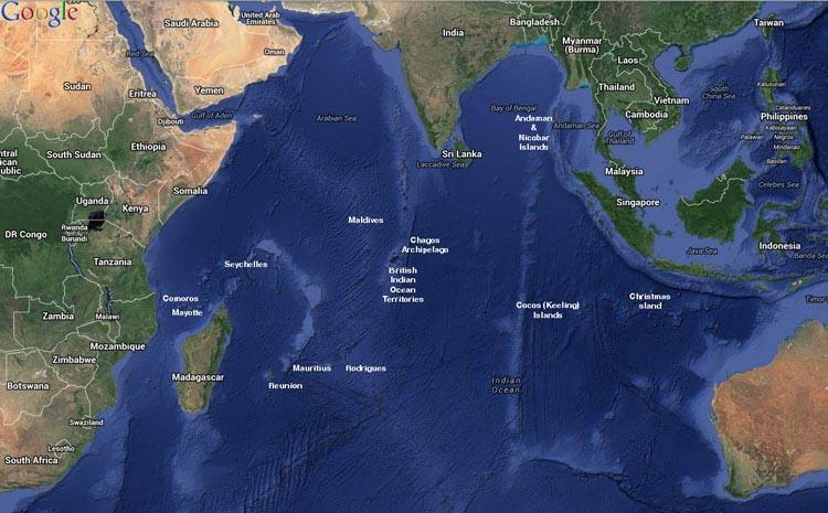 Zeiljachten te huur in de Indische Oceaan