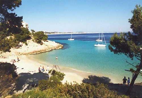 Flottielje zeilen in Spanje vanaf Mallorca