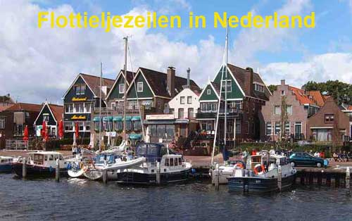 Een zeilboot huren voor flottielje zeilen in Nederland vanuit Lemmer