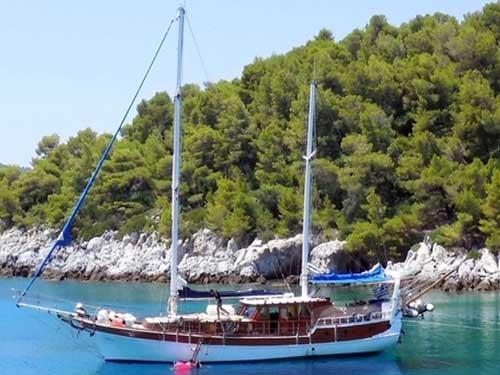 Gulet Anatolie huren in Griekenland
