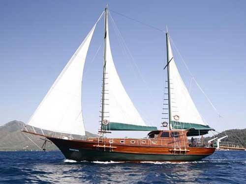 Gulet Dora Deniz huren in Kroatie