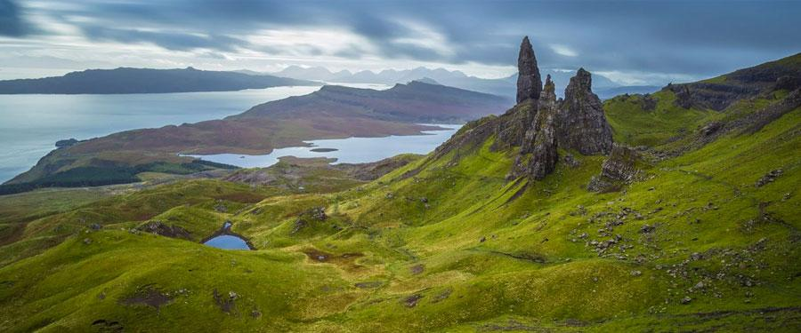 Zeiljachten te huur in Schotland