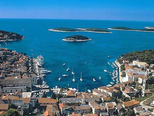Bareboat zeilen in Kroatie