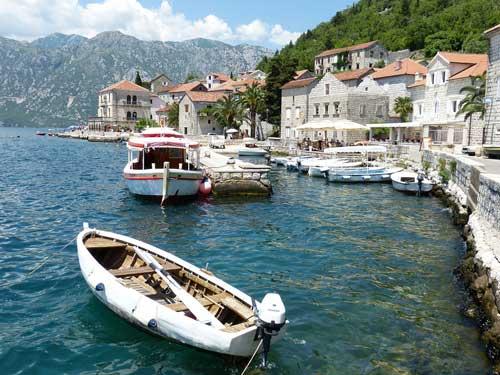 Bareboat zeilen in Montenegro