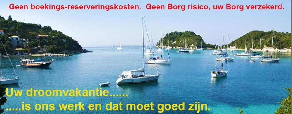 Zeilen, een zeiljacht of zeilboot huren, zeiljachten te huur voor zeilvakanties wereldwijd