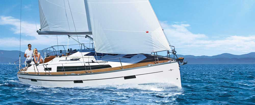 One-Way charter Bavaria 41cr. te huur