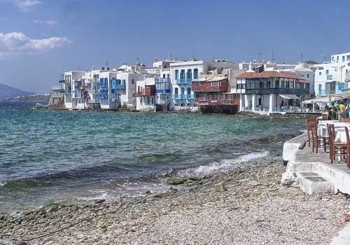 Een zeilboot huren in de Cycladen vanuit Mykonos