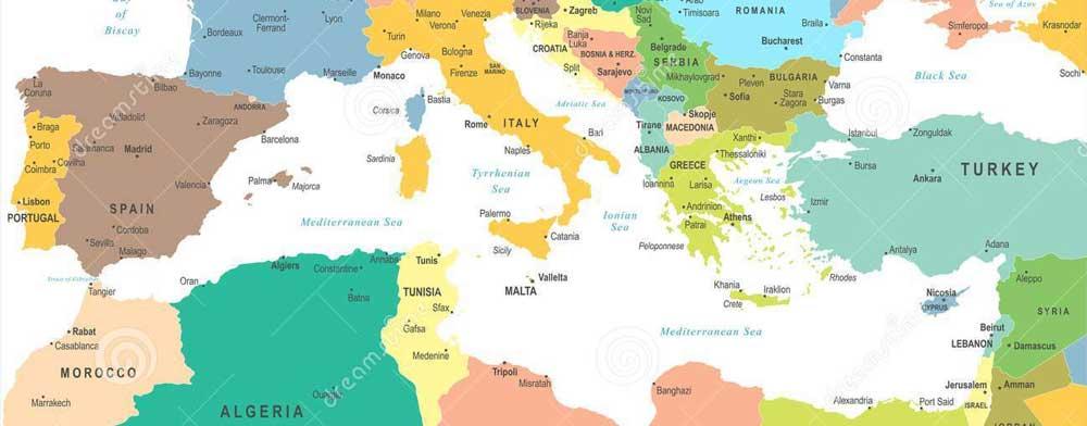 Een zeiljacht huren in de Middellandse Zee