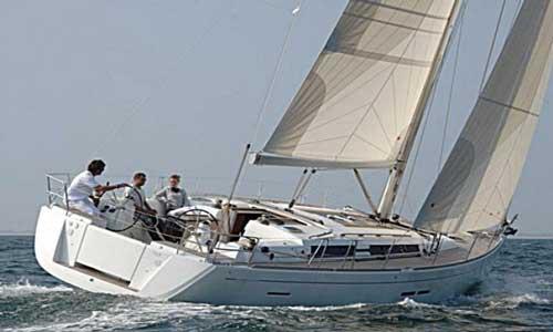 Dufour 450 GL te huur op de Azoren