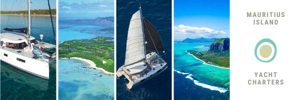 Een zeilboot huren op Mauritius eiland
