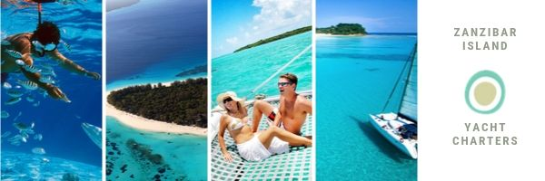 Prive Cruises op een catamaran rond de Zanzibar Eilanden