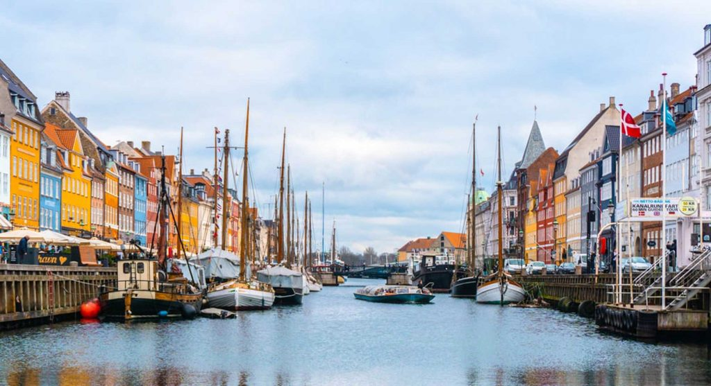Een zeiljacht huren voor flottielje zeilen in Denemarken