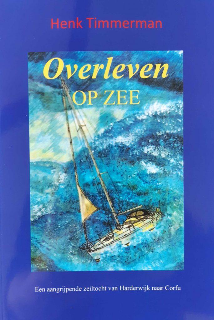 Het boek 'Overleven op Zee'